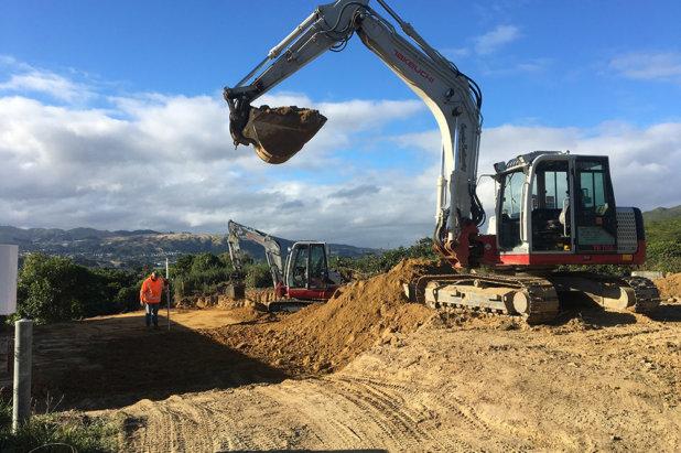 Excavation & Site Works